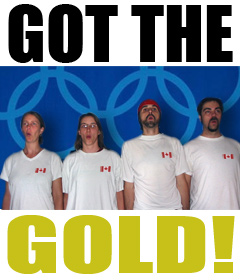 Canada Strikes Gold in Synchronized Spelling