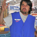 Slam Poet Promoted to Head Greeter at Walmart