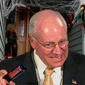 Cheney Goes as Himself for Halloween