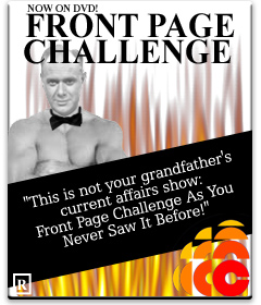 Lost Front Page Challenge Sex Tape Finds Its Way to Internet
