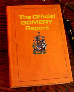 The Gomery Report